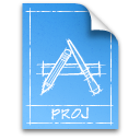 Xcode Project Icon